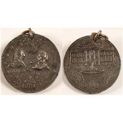 Blaine and Logan Medal