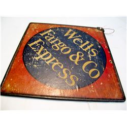 Wells Fargo & Co Express Sign