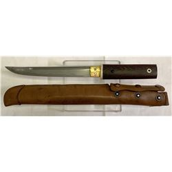 WWII Japanese Officer's Dirk and sheath