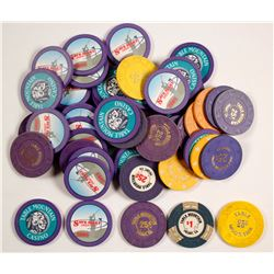 Table Mountain Casino Gaming Chips