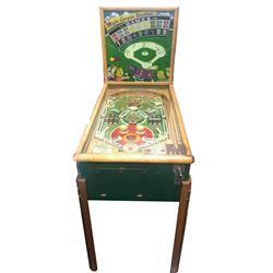 United Major League Baseball Pinball Arcade Machine