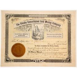Alaska Consolidated Gold Mining Co