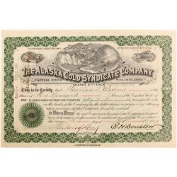 Alaska Gold Syndicate Company