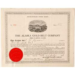 Alaska Gold-Belt Company