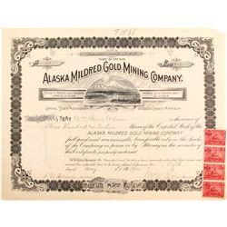 Alaska Mildred Gold Mining Company