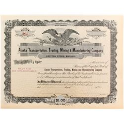 Alaska Transportation, Trading, Mining & Manuf. Co