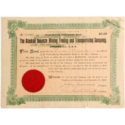 Alaskan Bonanza Mining, Trading & Transportation Co