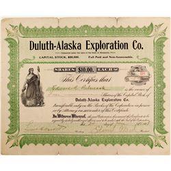 Duluth-Alaska Exploration Co.