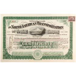 North American Transportation & Trading Co.