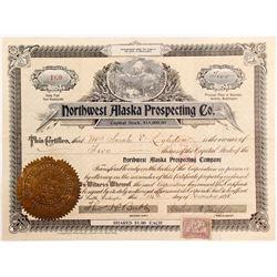 Northwest Alaksa Prospecting Company