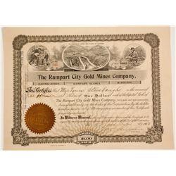 Rampart City Gold Mines Company