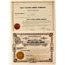Saly Alaska Mines Company