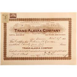 Trans-Alaska Company