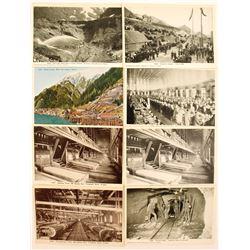 Treadwell Mine Postcards (8)