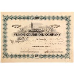 Yukon Crude Oil Company