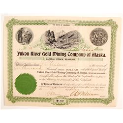 Yukon River Gold Mining Co of Alaska