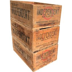 Dynamite Boxes - Independent Gelatin
