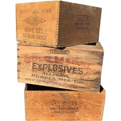 Dynamite Boxes - Various