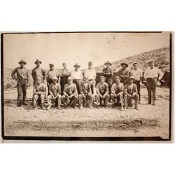Bisbee Baseball Team, c 1915