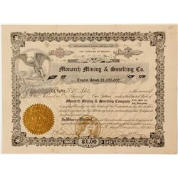Monarch Mining & Smelting Company