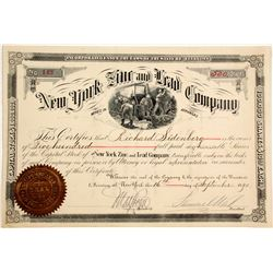 New York Zinc and Lead Company