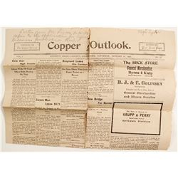 Copper Outlook Newspaper