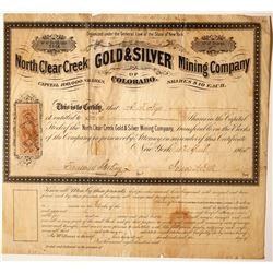 North Clear Creek Gold & Silver Mining Company