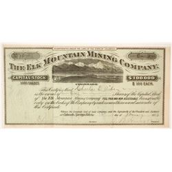 Elk Mountain Mining Company