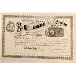 Bullion Mountain Silver Company of Colorado Stock