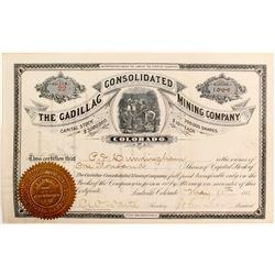 Cadillac Consolidated Mining Company