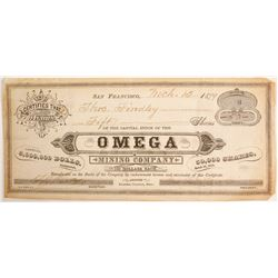 Omega Mining Co