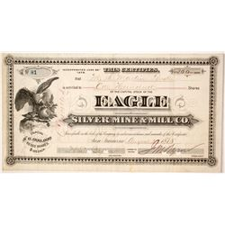 Eagle Silver Mine & Mill Company Stock
