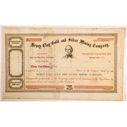 Henry Clay Gold and Silver Mining Company