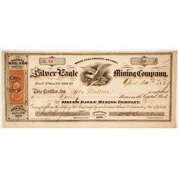 Silver Eagle Mining Company Stock