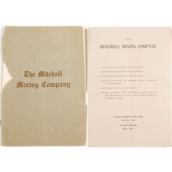 The Mitchell Mining Co report