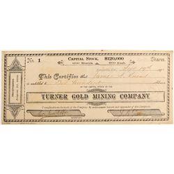 Turner Gold Mining Company