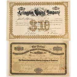 Two Appalachian Mining Stocks