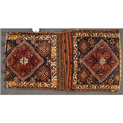 Rug (Turkish Tribal Yurok Double Bag)