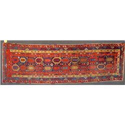 Rug (Caucasian Armenian Gendje Runner)