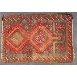 Rug Hand Knotted