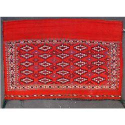 Turkoman (Atshan) Bag (Soumak)