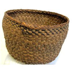Utah Shoshone Coarse Weave Basket