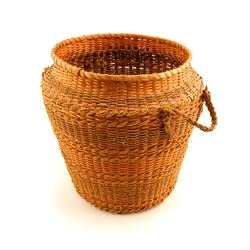 Basket (Weaved) from Pacific Northwest