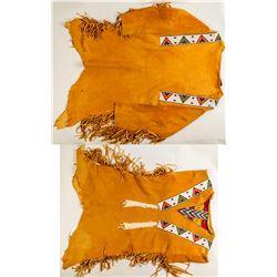 Native American Beaded Deerskin Shirt