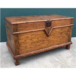 Early American Wood Chest