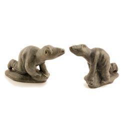 Sculpture Native Alaskan