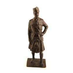 "Bronze Sculpture  (17.75"") by Suzor Cote"