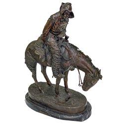 "F. Remington ""Norther"" Bronze"