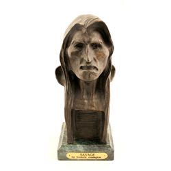 Sculpture (Bronze) Remington Modern Immitation