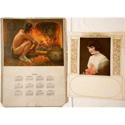 2 Art Calendars